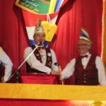 Sitzungspräsident und Vereinspräsident