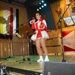 Tina Amend singt im Finale