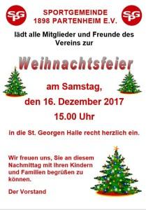Plakat Weih 2017